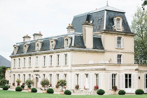 Chateau La Cheneviere Real wedding