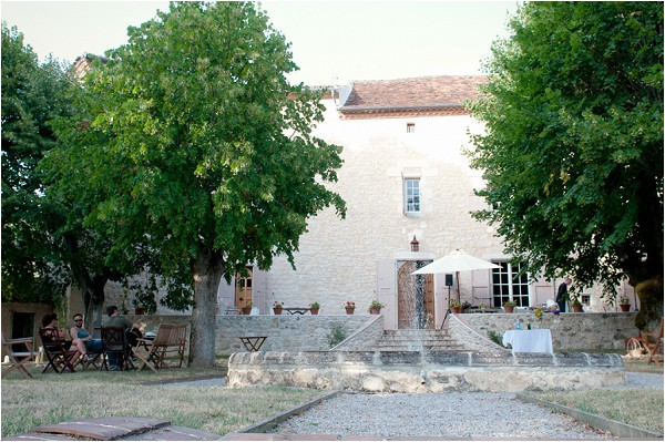 Farmhouse wedding venue France
