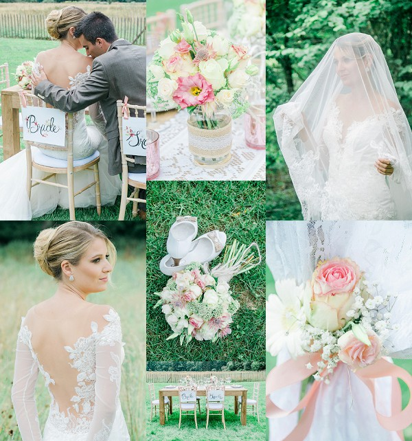 Romantic Countryside Wedding Styled Shoot Snapshot