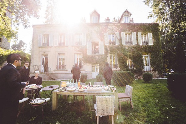Wedding venue - Paris Manor House