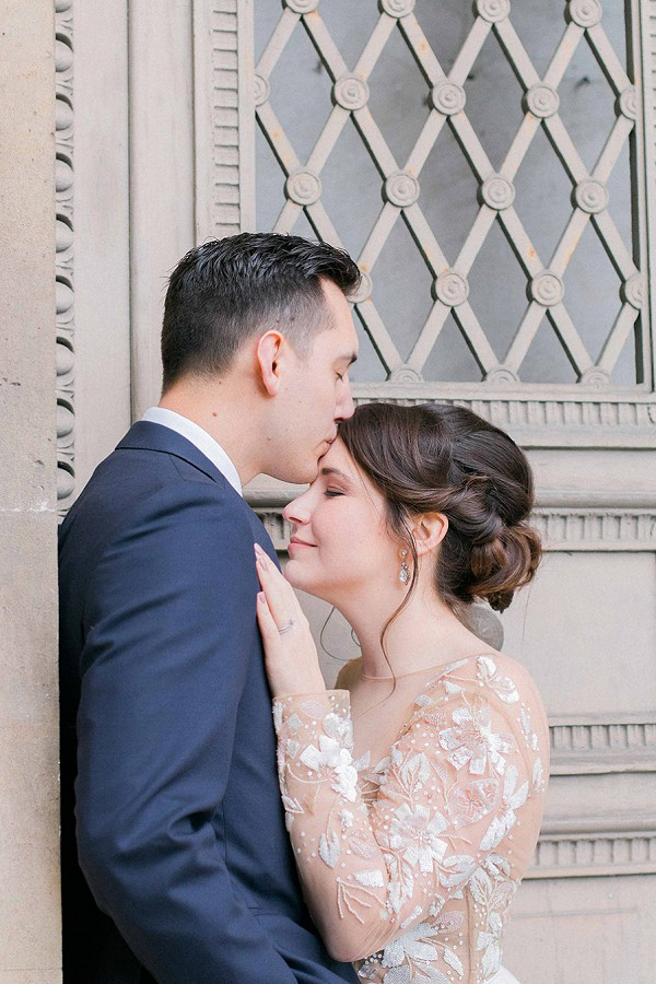 A Sweet Parisian Elopement