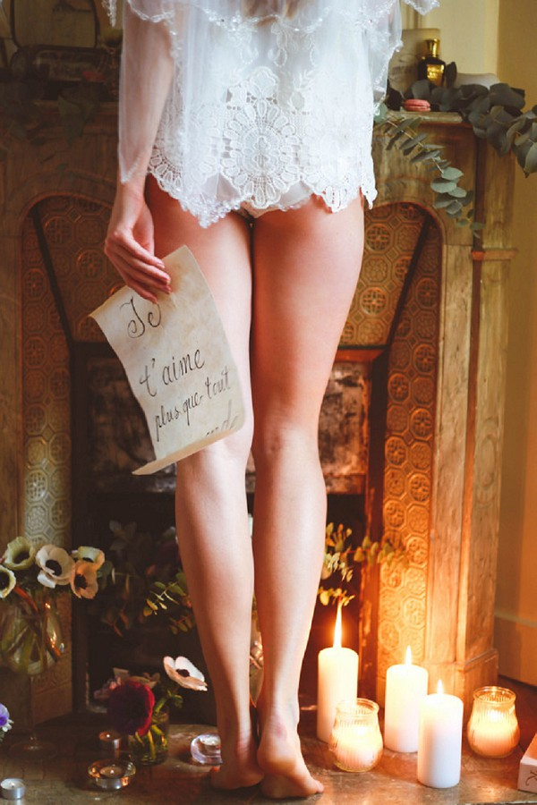 Bridal Boudoir Session