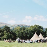 Countryside Tipi Wedding