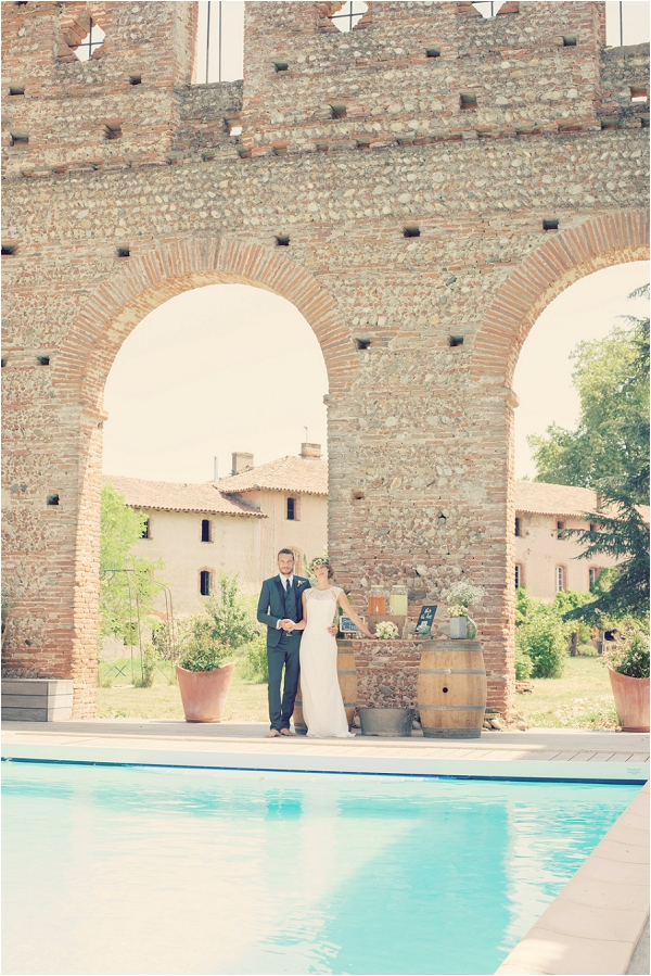 Domaine du Beyssac wedding venue