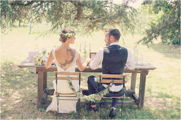 French vintage wedding ideas