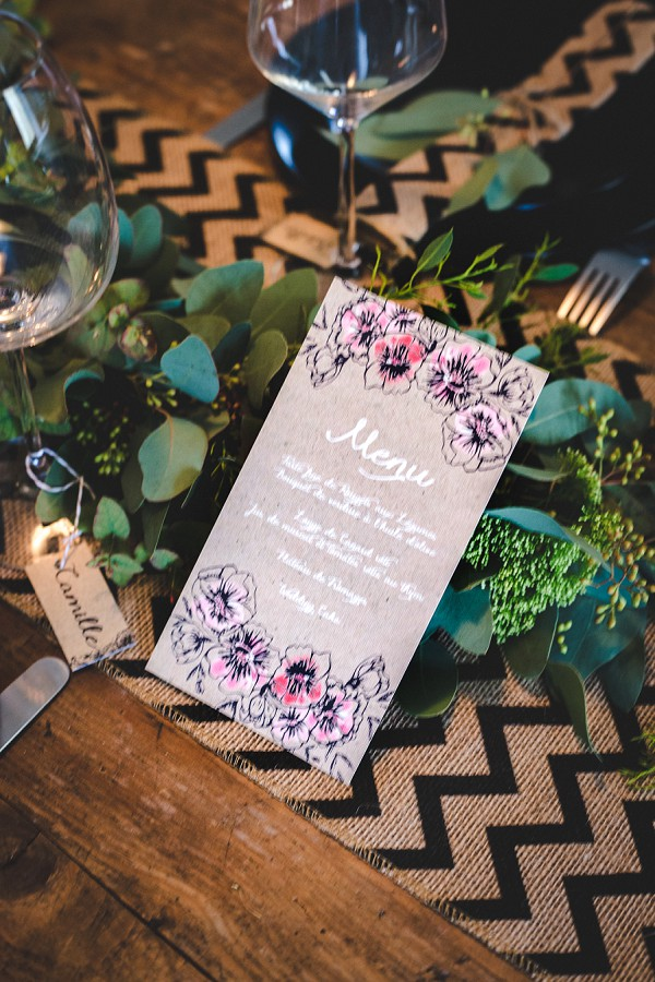 Modern Romantic Styled Shoot