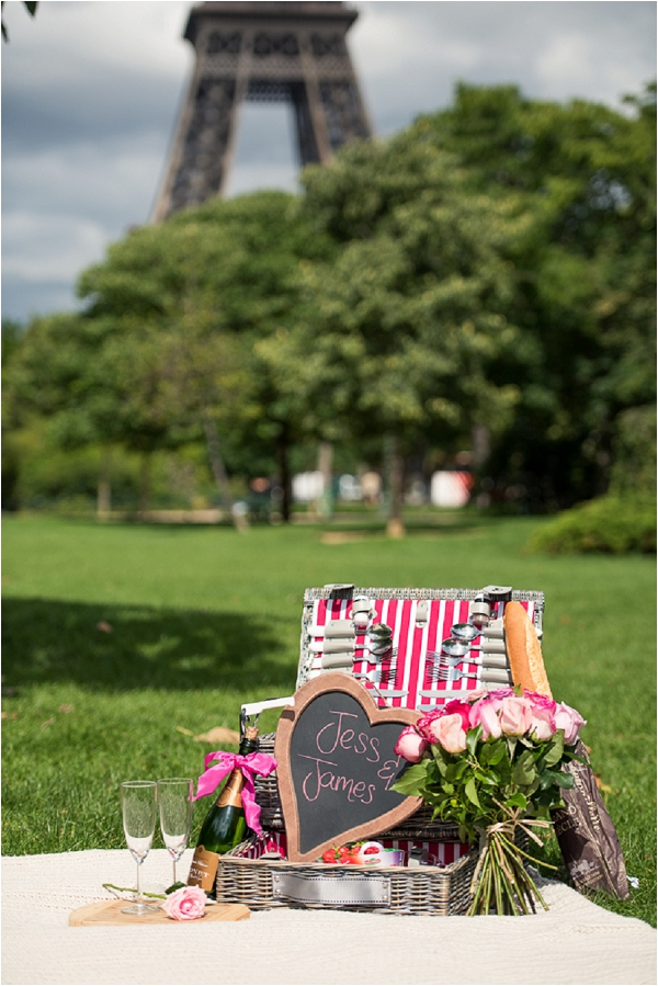 Picnics in Paris