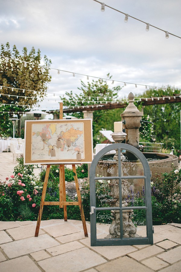 Pretty wedding inspiration south of france