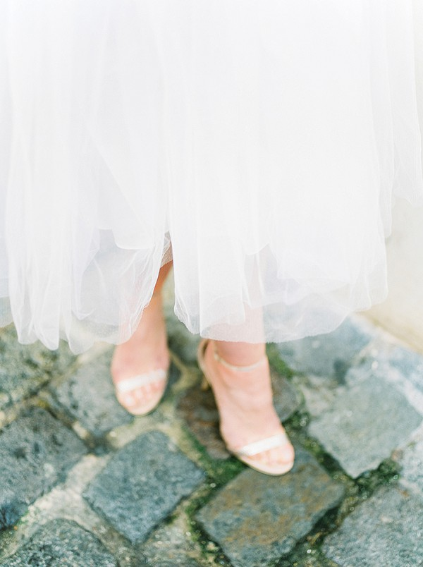 Steve Madden wedding day shoes
