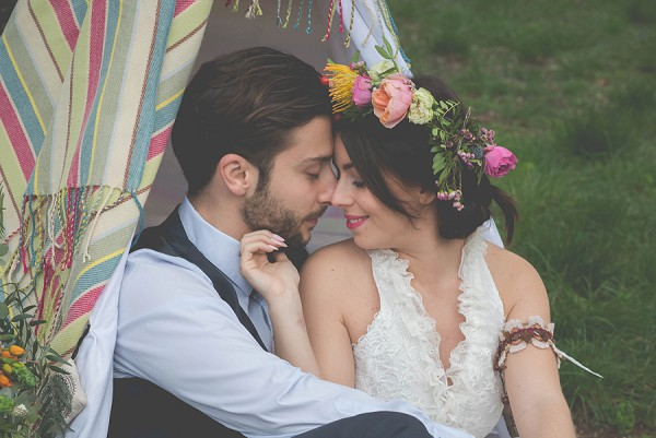 Styling Ideas for Boho Wedding