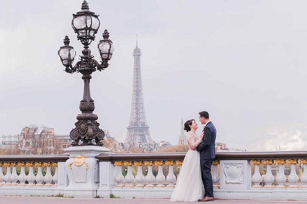 Timeless Wedding photography Paris