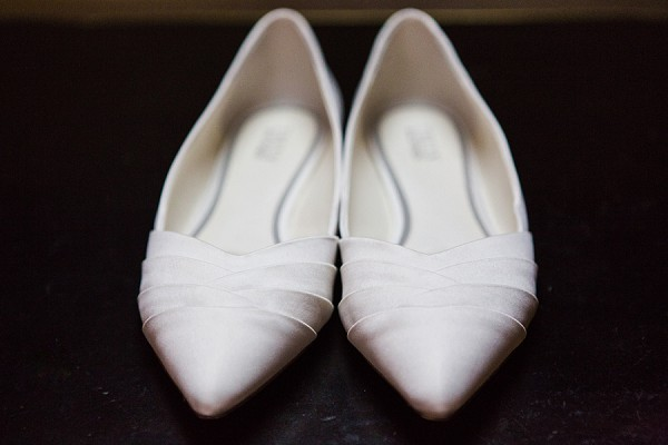 Truly Zac Posen Wedding shoes