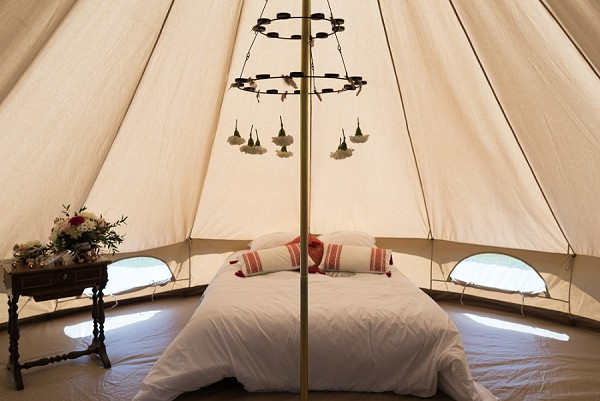 Wedding guest festival accommodation