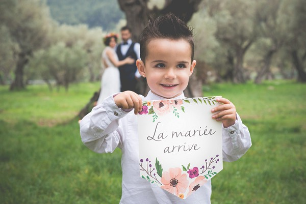 cute ring bearer ideas