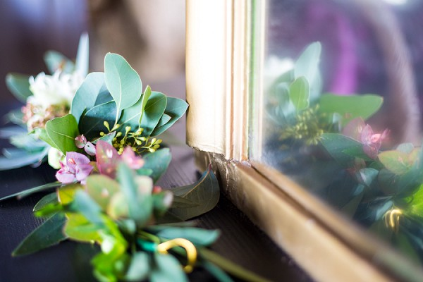 eucalyptus wedding flowers