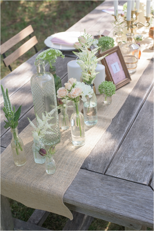 rustic French wedding ideas
