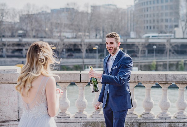 Elopement Celebration Paris