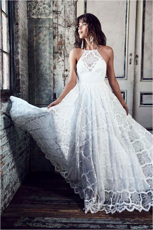 French Lace Wedding Dresses - Grace Loves Lace