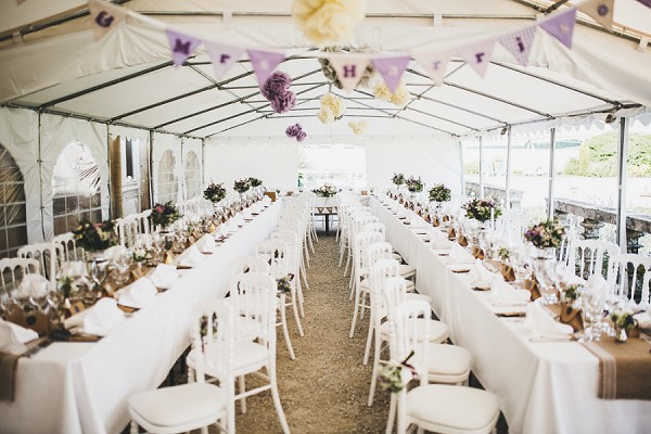 French Marquee Wedding