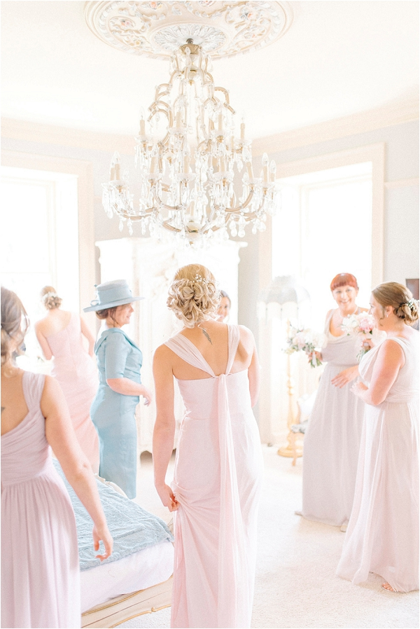 pastel bridesmaids ideas