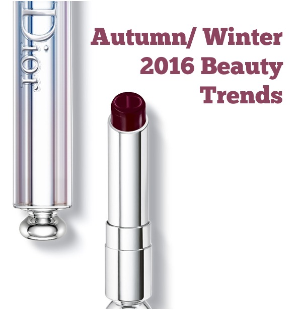 Autumn/ Winter 2016 Beauty Trends on French Wedding Style