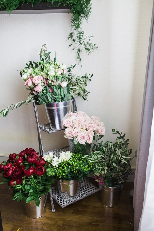 DIY floral ideas