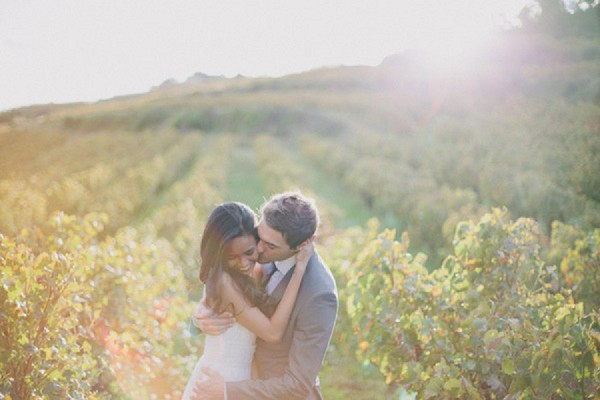 French Vineyard Wedding