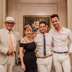 Josh Flagg Family