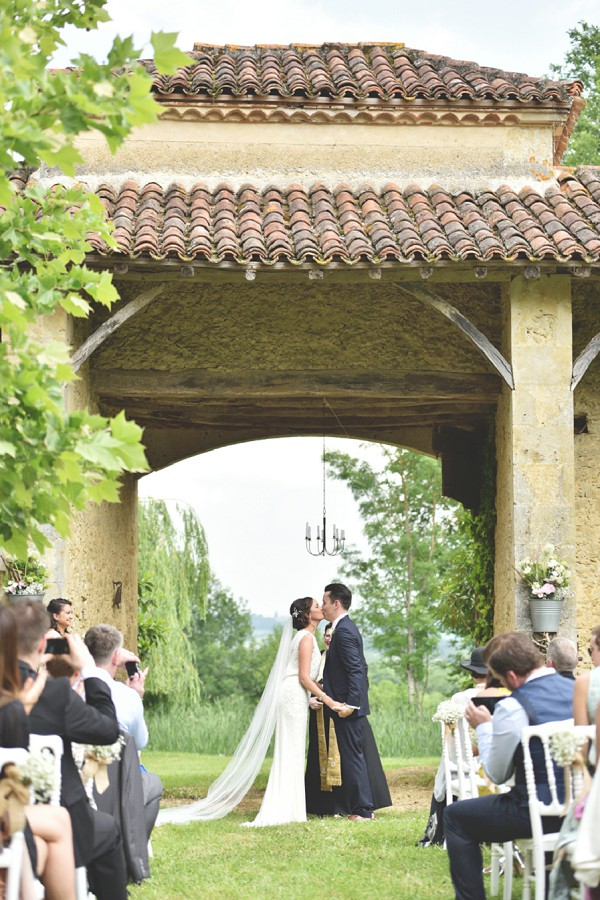 Manor House French Wedding