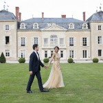 Modern French Wedding
