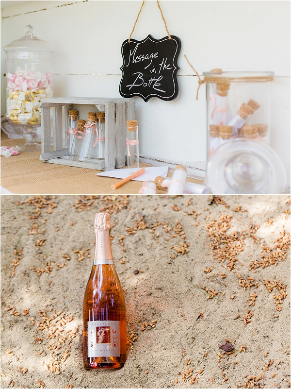 Extreem South of France Beach Wedding Inspiration - French Wedding Style WO84