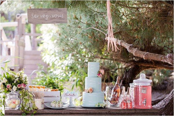 pink and mint wedding ideas