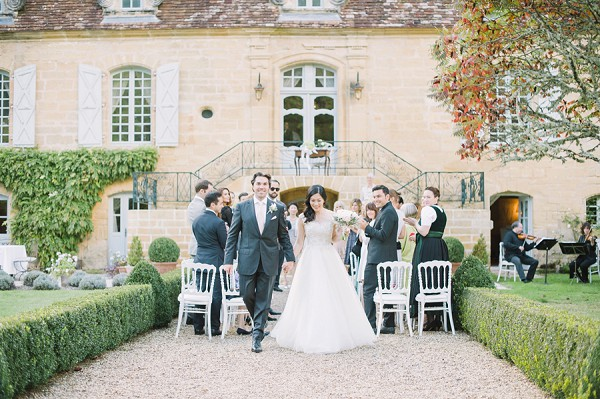 autumn french wedding inspiration