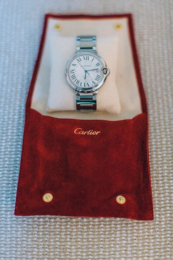 cartier wedding gift