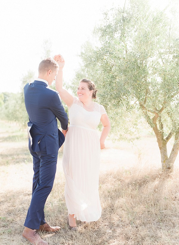 Fine Art Provence Couple Shoot