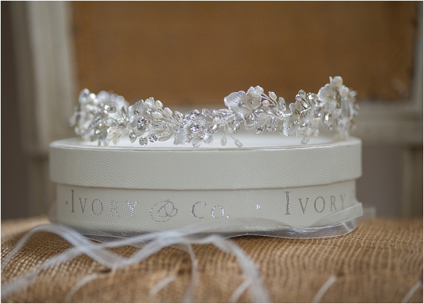 Ivory & Co bridal accessories