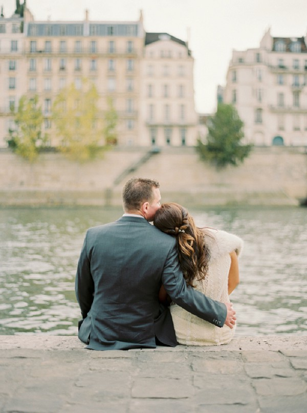 Jessica and Kevin's Fall Paris Elopement