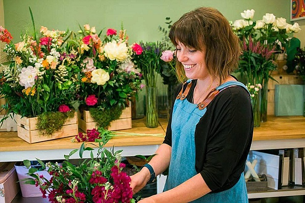 Wedding Florist Bristol