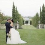 romantic chateau la durantie real wedding