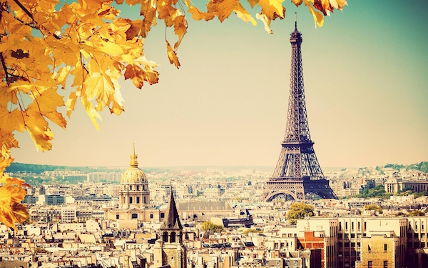 10 French Autumn Wedding Ideas Paris