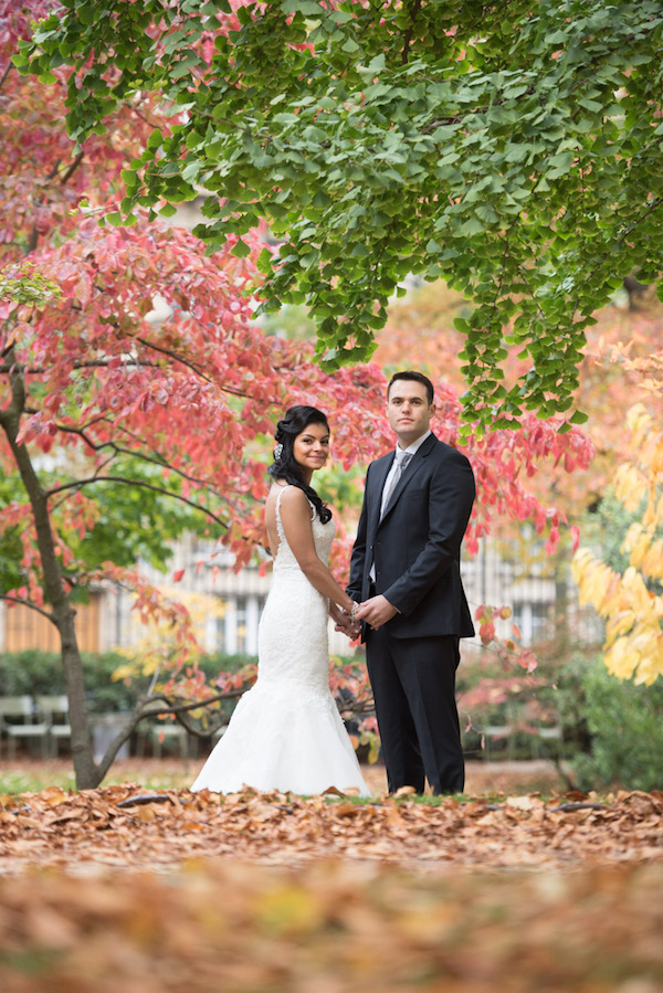 11 French Autumn Wedding Ideas Paris Jardin du Luxembourg
