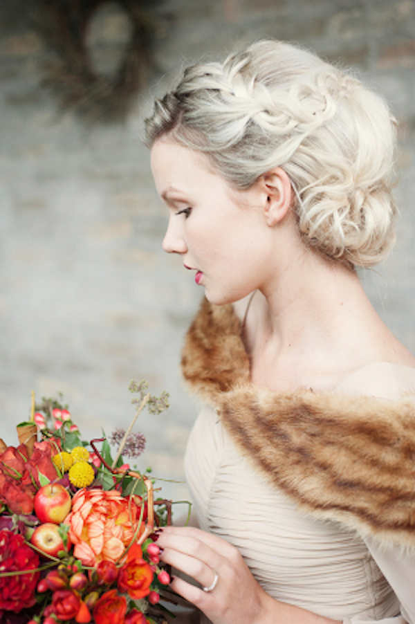 21 French Autumn Wedding Ideas Bride