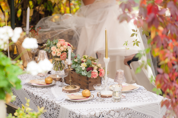 4 French Autumn Wedding Ideas Soft Colours
