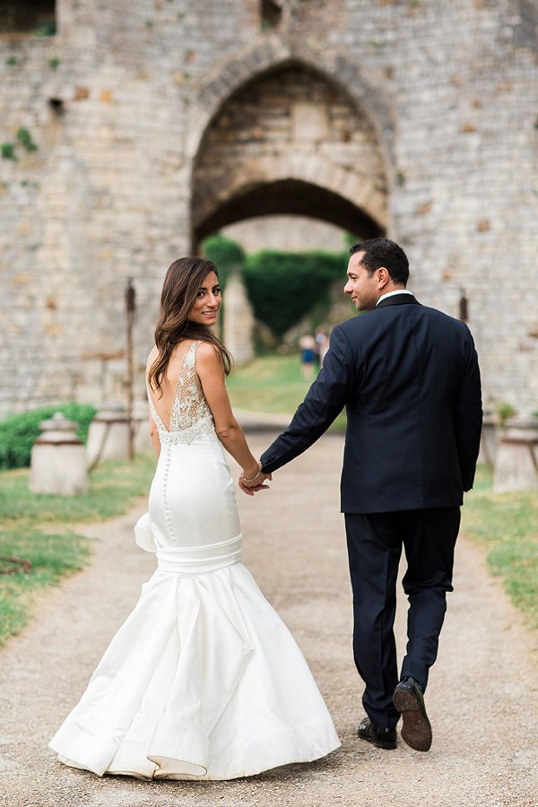 Glamorous Chateau de Vallery Wedding