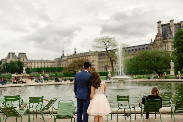 Paris elopement ideas