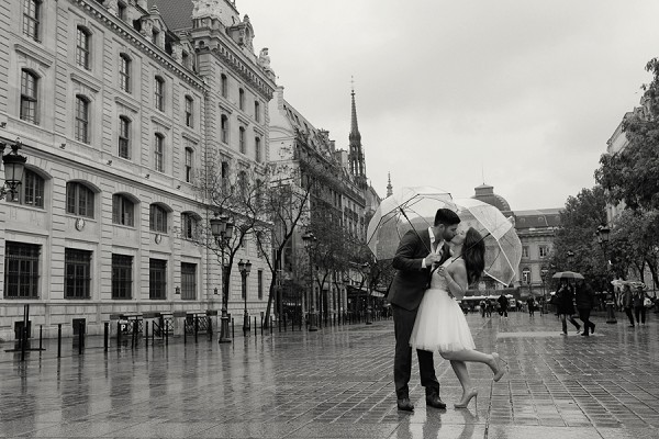 Paris romance wedding ideas