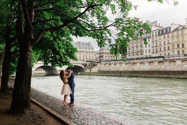 Paris the city of love photo