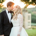 countryside wedding portraits