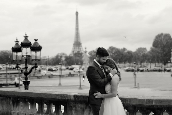 dreamy Paris photography wedding