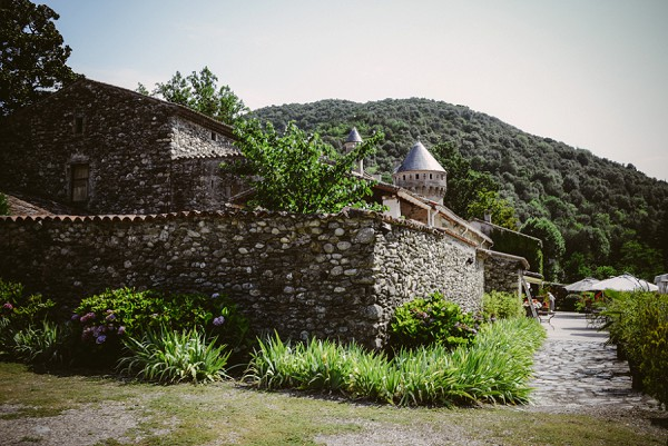 Cévennes Wedding